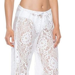 Becca swimsuit cover up pants